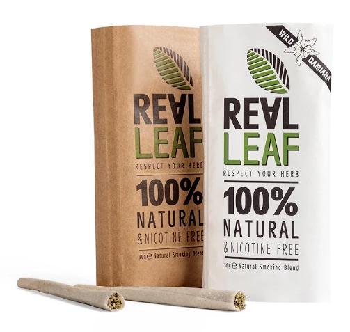 2 packs Herbal smoking blends Kit