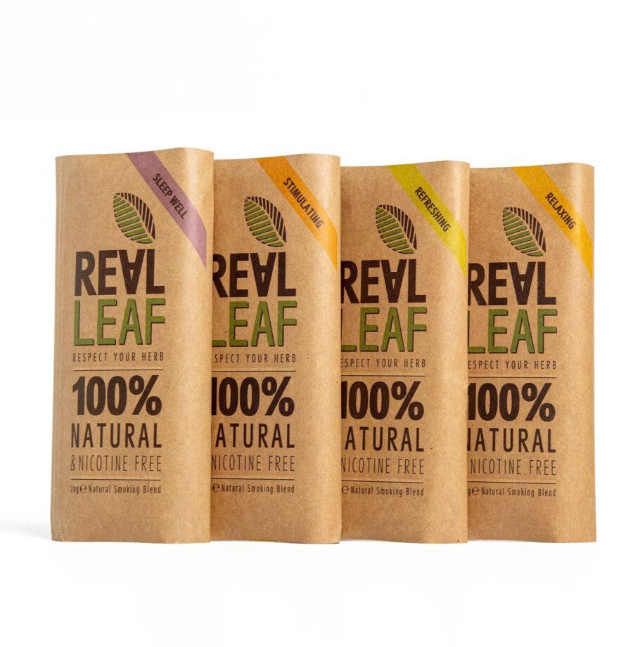 herbal smoking medical herbs real leaf