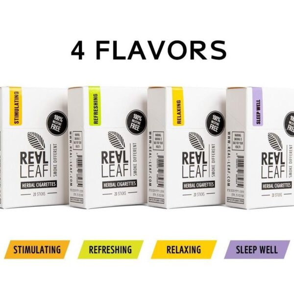 Herbal cigarettes a special product that will help you stop smoking