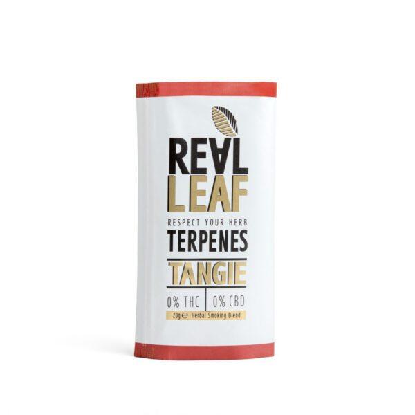 Tangie herbal tobacco terpenes infused by real leaf
