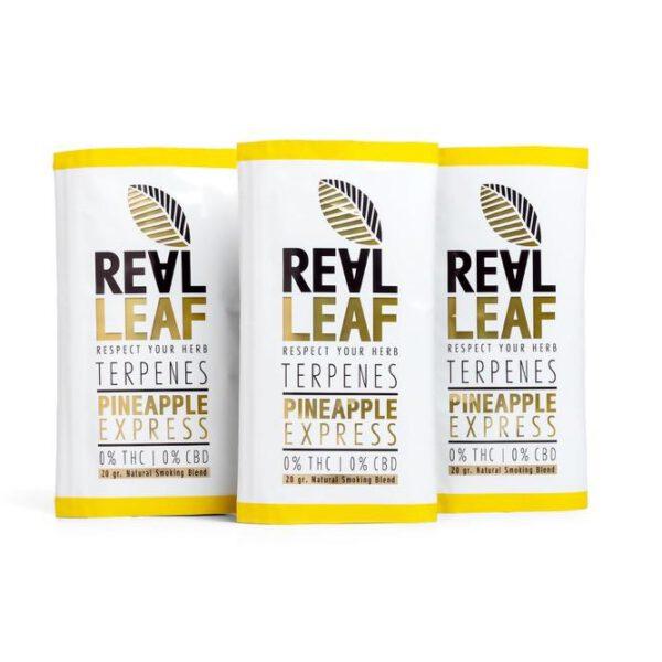 Terpenes Herbal Blend Pineapple Express 3 Packs