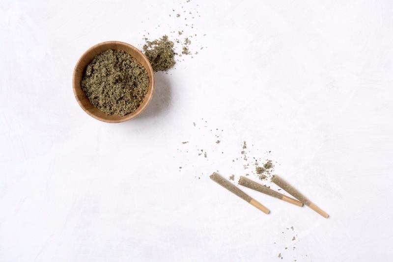 RealLeaf herbal smoking blend nicotine and additive free