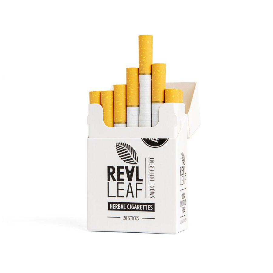 Nicotine free organic cigarettes, the best way to stop smoking
