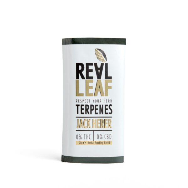 Jack herer herbal tobacco terpenes infused by real leaf