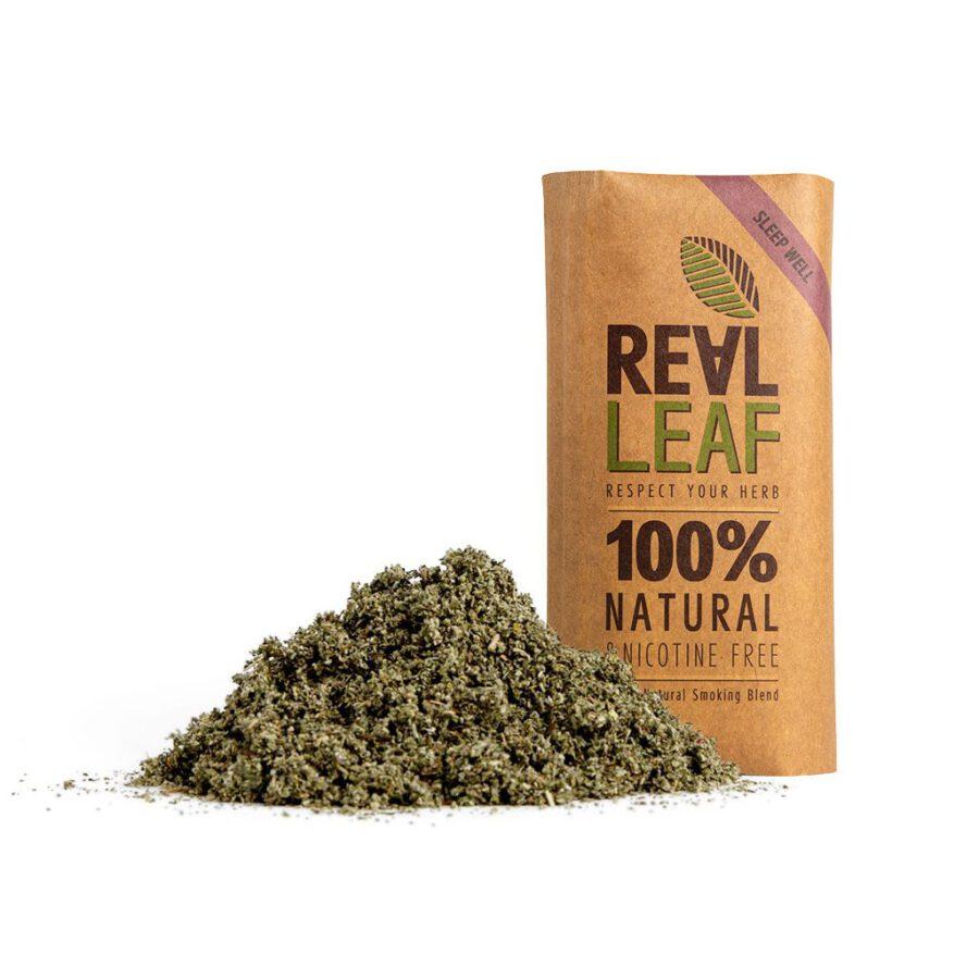 nicotine free herbal tobacco from smokable herbs